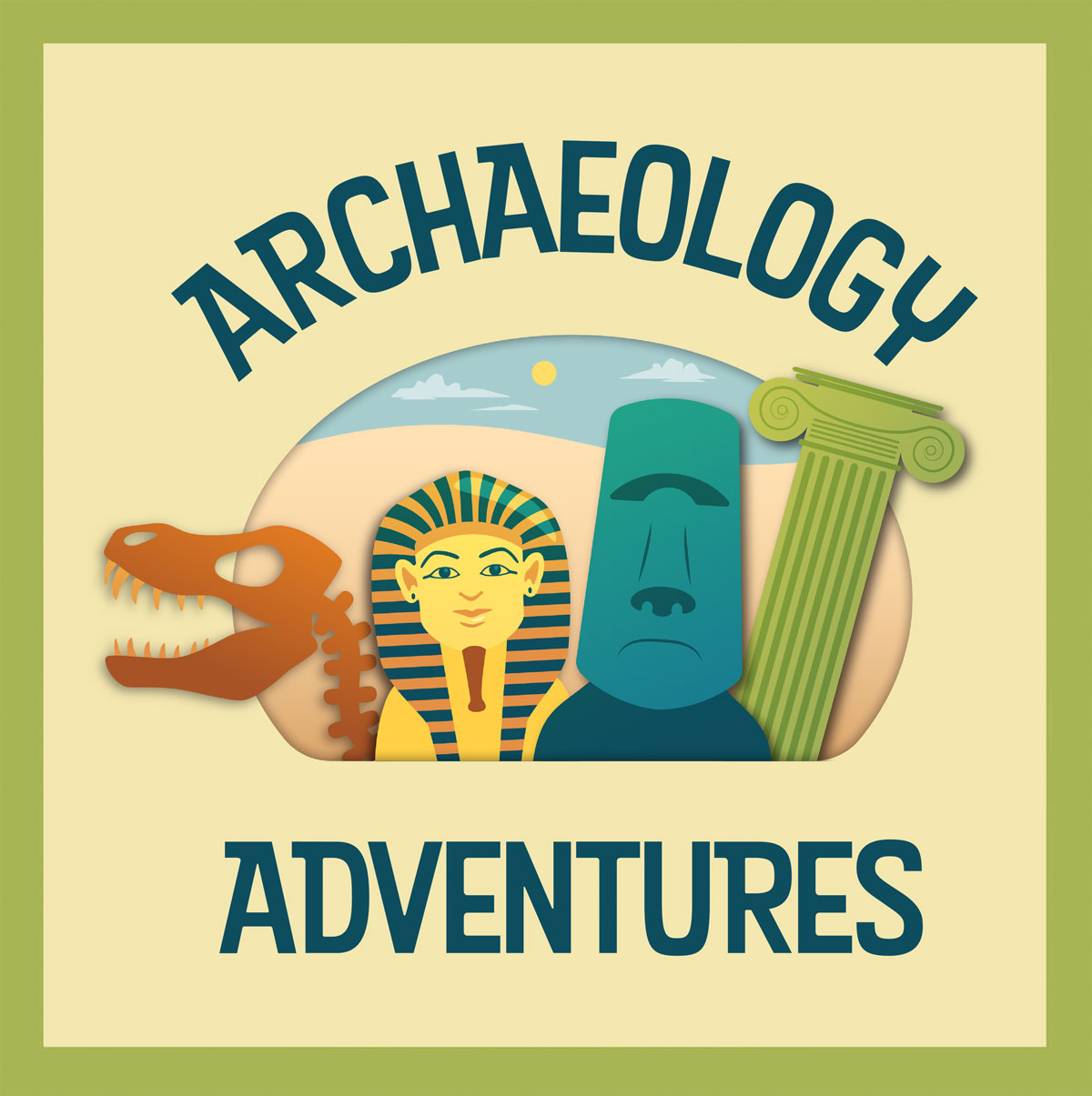 Thanksgiving Break Camp - Archaeology